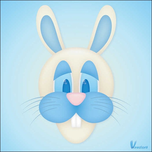 create-the-face-of-a-goofy-bunny-