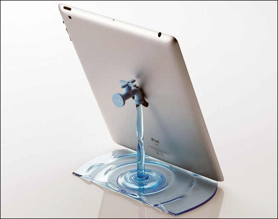 faucet-stand-for-ipad
