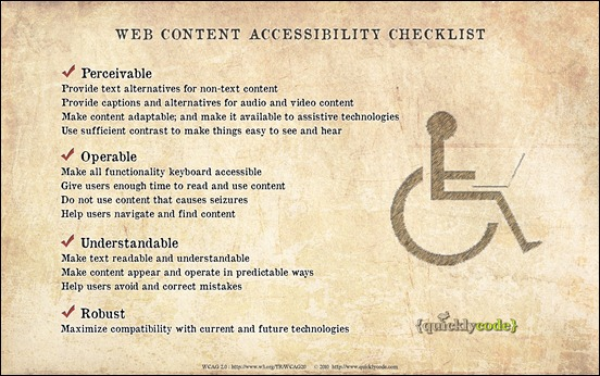 web-content-accessibility-checklist
