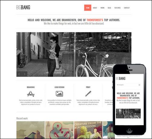bigbang-responsive-wordpress-template
