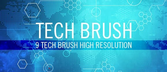 60 outstanding sets of photoshop tech brushes tech brushes by jaaaiiro malvernweather Gallery