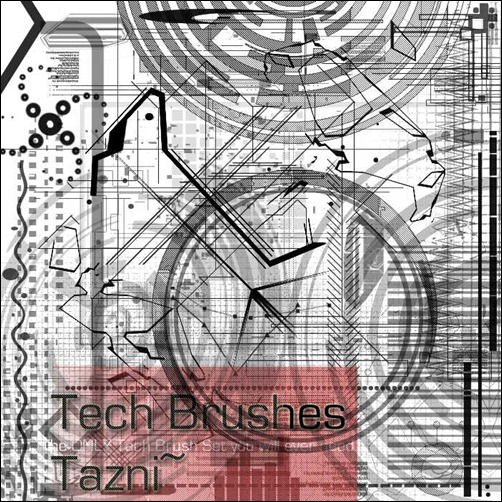 tech-brushes