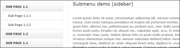 wordpress-submenu-tutorial