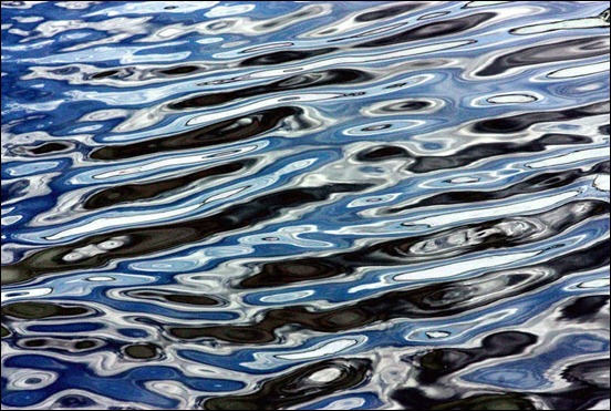 ripples-in-liquid-silver-stock