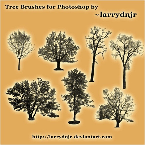 tree-brush-set
