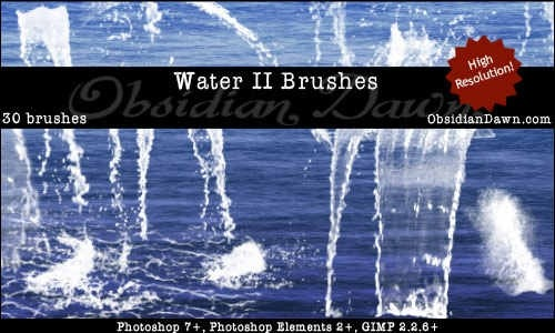 water-II-brushes