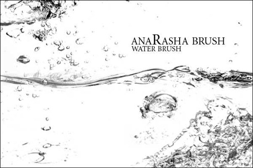 water-brushes