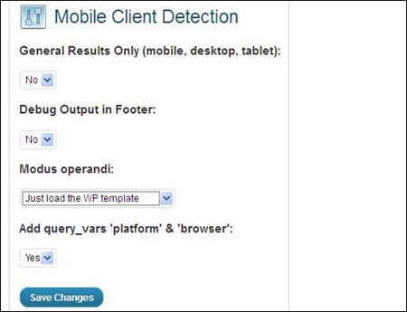 mobile-client-detection