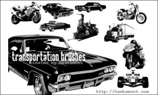 transportation-brushes