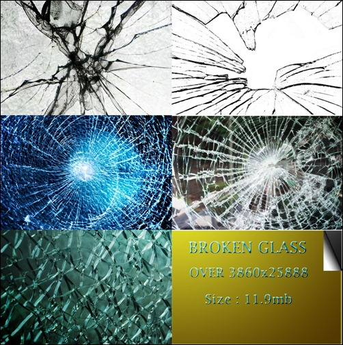best-broken-glass