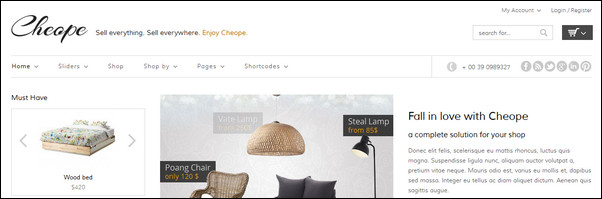 25+ Best WordPress eCommerce Themes – Time To Improve Your Webshop?
