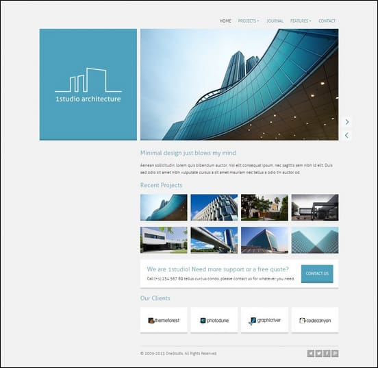 30+ Best Minimal WordPress Themes – Keep It Simple!