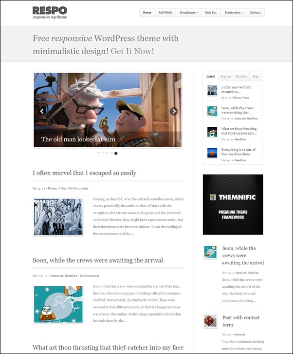 45+ Best Free WordPress Themes for Mobile Friendly Websites