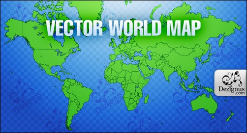 25 useful free world map vector designs dezignus world map vector gumiabroncs Gallery