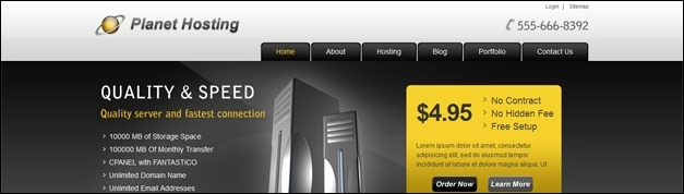 web-hosting-website-templates-
