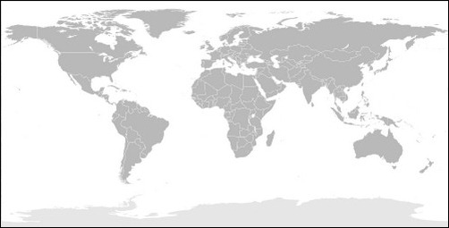 wikipedia equirectangular world map