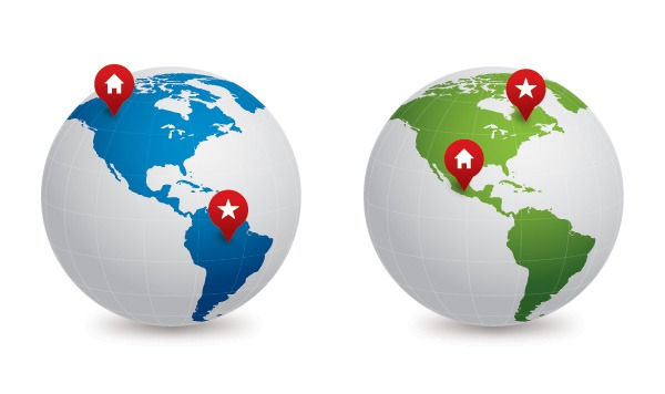 25 useful free world map vector designs world map icon with over 87000 downloads since being posted online this free vector globe truly gives users a chance to edit and twist it to any way they gumiabroncs Choice Image