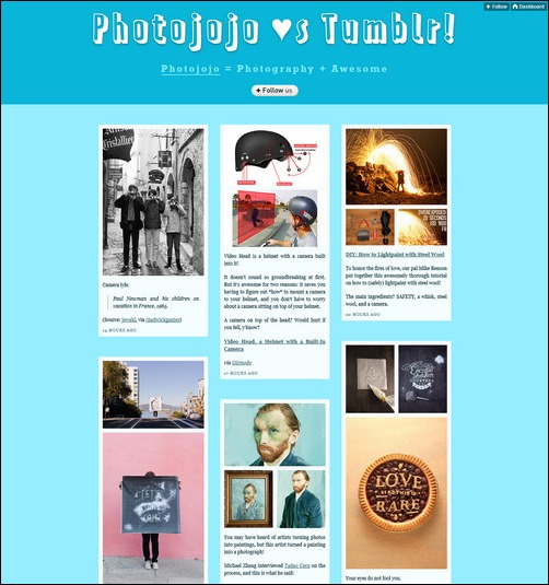 Blog: 55+ Creative Tumblr Blog Designs For Inspiration
