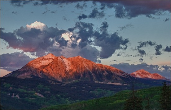 east-beckwith-mountain-with-sunrise