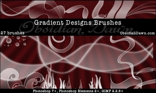 gradient-designs-brushes