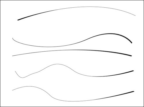 Line Art Brush By Jimro : Hottest photoshop line brushes get ready for