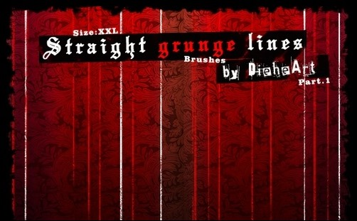 straight-grunge-line-brushes