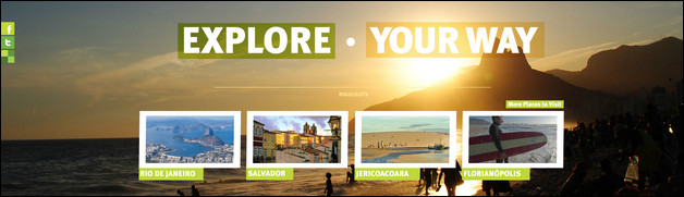30 Inspiring Travel Website Designs for Your Pleasure