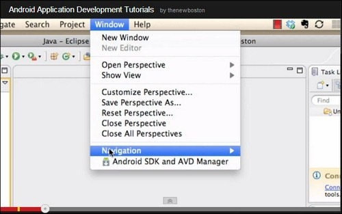 android-application-video-tutorial