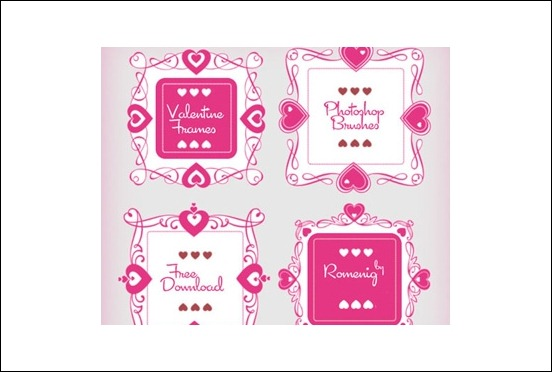 cute-valentines-frames-brushes-for-photoshop