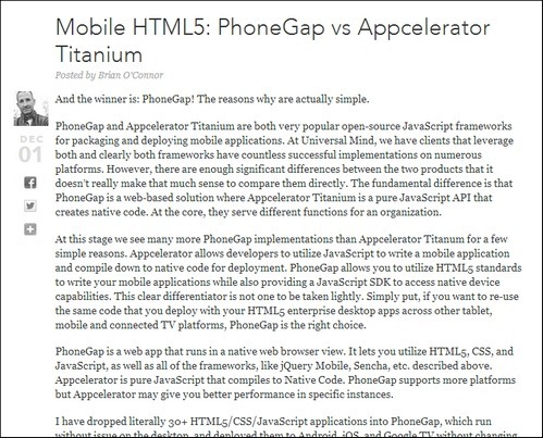 mobile-html5-article