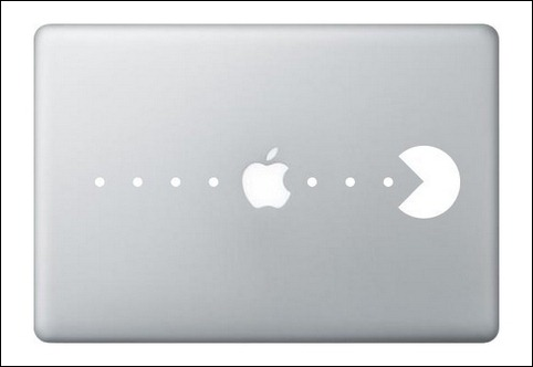 Cool Minimalistic Macbook Decals - Cool vinyl decal stickers