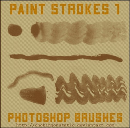 paint-stroke-brushes