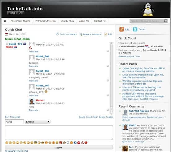 livechat article live chat hosted self