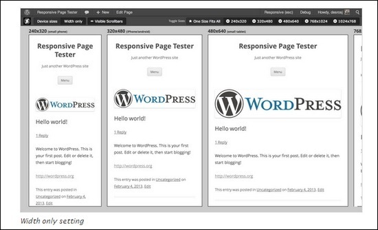 responsive-page-tester