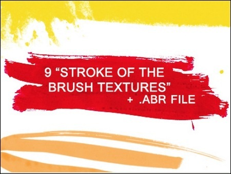 stroke-brush-textures