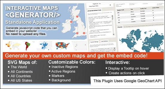 15+ Useful jQuery Google Maps Plugins