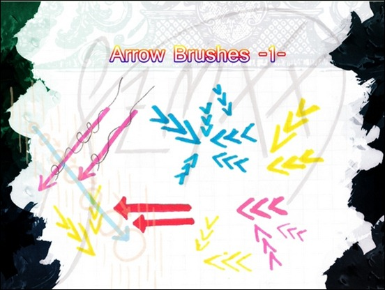 arrow-brushes-1