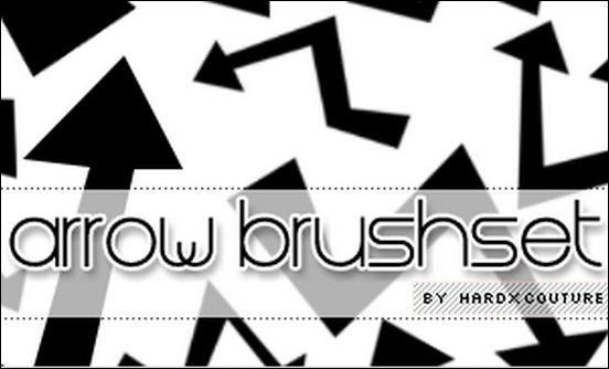 arrow-brushset