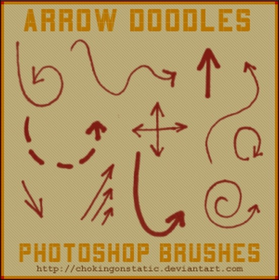 arrow-doode-brushes