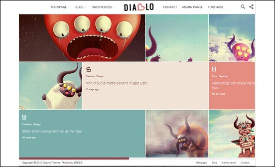 diablo-eye-candy-minimal-responsive-wp-theme