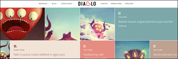 35+ Awesome Parallax Scrolling WordPress Themes