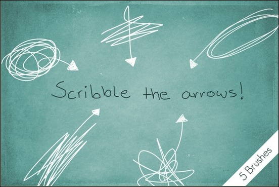 scribble-the-arrows