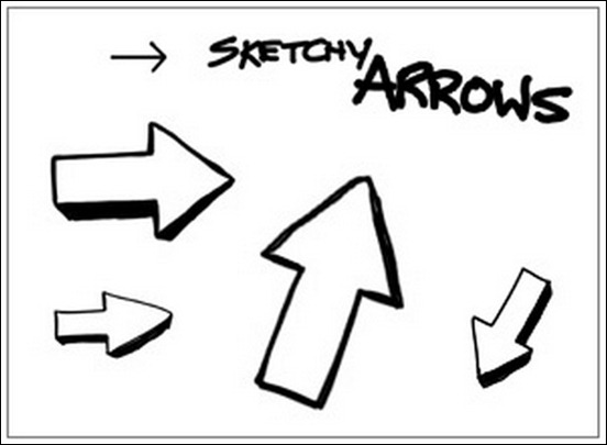 sketchy-arrows-by-johanna-goodyear