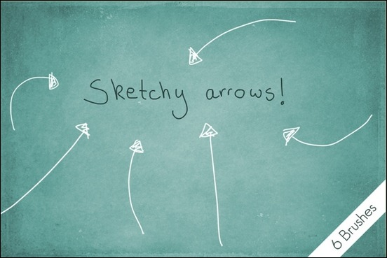 sketchy-arrows
