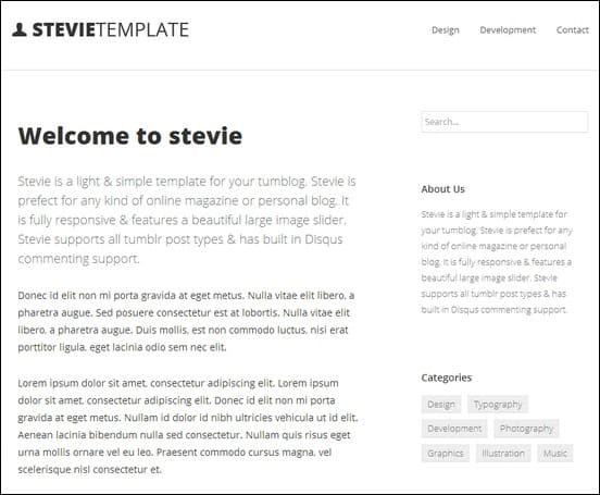 stevie-responsive-tumblr-theme