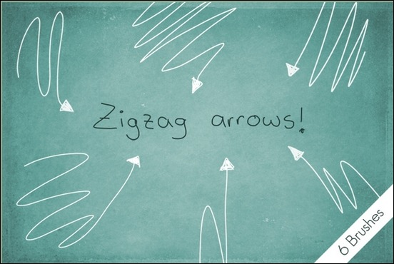 zigzag-arrows