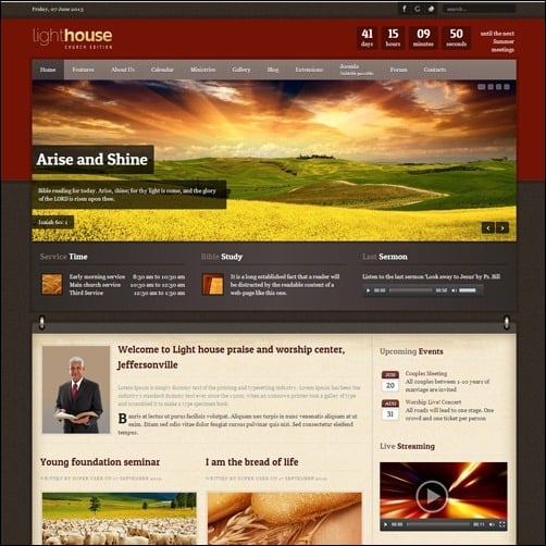 jomla templates - 35 joomla 3 templates want a responsive website