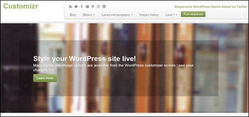 20 New Free WordPress Themes from June 2013