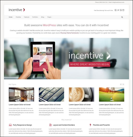 25+ Best Responsive WordPress Themes – Spoil Your Mobile Visitors