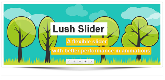 Lush - Content Slider is one of the most interesting jQuery slider solutions available right now and the slider builder tool makes it very user friendly!